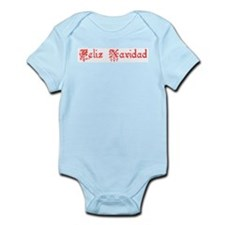 Feliz Navidad Infant Bodysuit