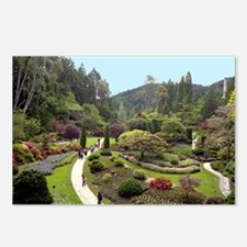 Garden Walk Postcards (Package of 8)