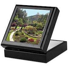Garden Walk Keepsake Box