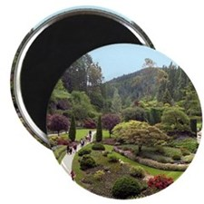 Garden Walk Magnet