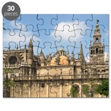 The Cathedral and the Giralda, Seville, Spa Puzzle