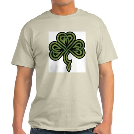 Irish Shamrock Light T-Shirt