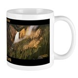Yellowstone national park Standard Mugs (11 Oz)