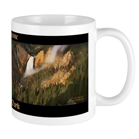 Yellowstone Grizzly Mug