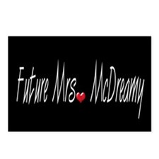 Future Mrs. McDreamy Postcards (Package of 8)