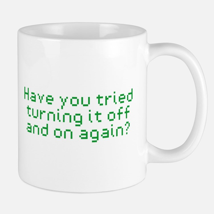 The it crowd gifts merchandise the it crowd gift ideas for Mug handle ideas