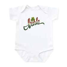 Irish Shamrock Infant Bodysuit
