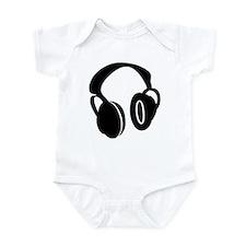 DJ Headphones Onesie