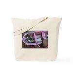 Ashley - Magician's assistant Tote Bag