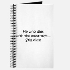 Dies, Still Dies. Journal