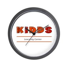 Cool Center child learning Wall Clock