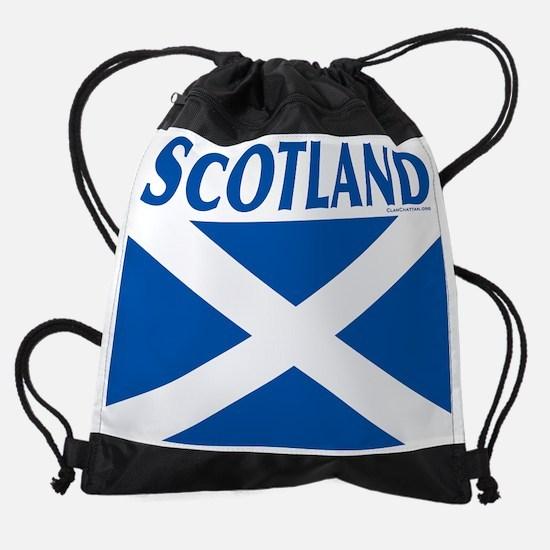 StAScotland10x8.jpg Drawstring Bag