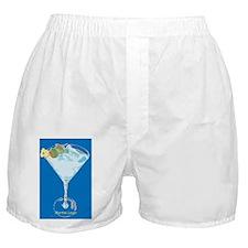 Martini Lover's Boxer Shorts