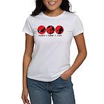 RUN BIKE SWIM Women's T-Shirt