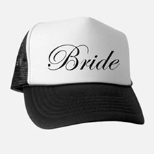 Bride's Trucker Hat