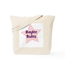 Baylee Rules Tote Bag