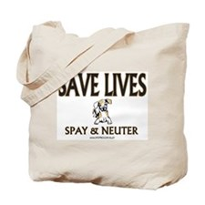 Spay & Neuter (dog) Tote Bag