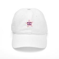 Baylee Rules Baseball Cap