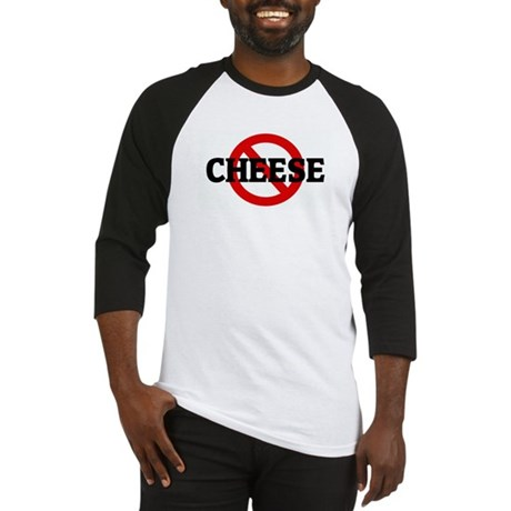 Anti CHEESE Baseball Jersey