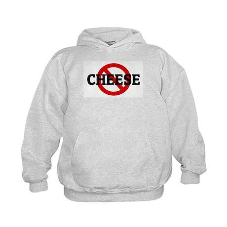 Anti CHEESE Kids Hoodie