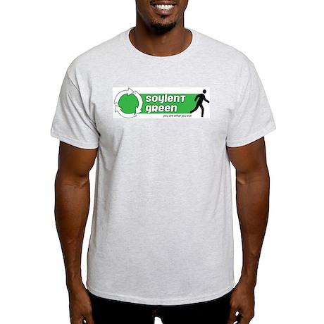 Soylent Green Ash Grey T-Shirt