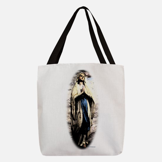 Mary Polyester Tote Bag