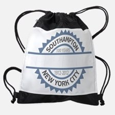 Cute Southampton city Drawstring Bag