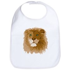 Realistic Lion Bib