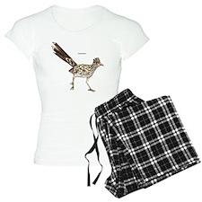 Roadrunner Desert Bird Pajamas