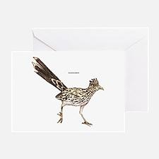 Roadrunner Desert Bird Greeting Card