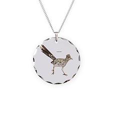 Roadrunner Desert Bird Necklace