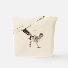 Roadrunner Desert Bird Tote Bag