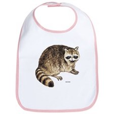 Raccoon Coon Animal Bib