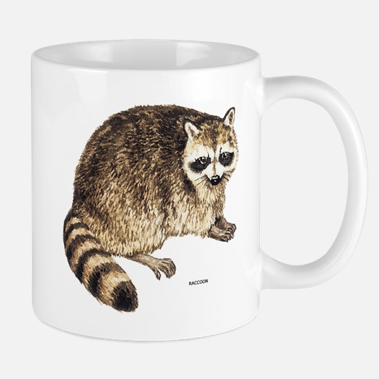 Raccoon Coon Animal Mug