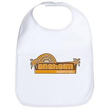 Anaheim duck Bib