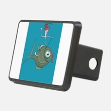 Funny Fishing Hitch Cover