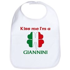 Giannini Family Bib