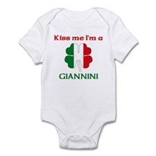 Giannini Family Infant Bodysuit