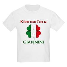 Giannini Family Kids T-Shirt