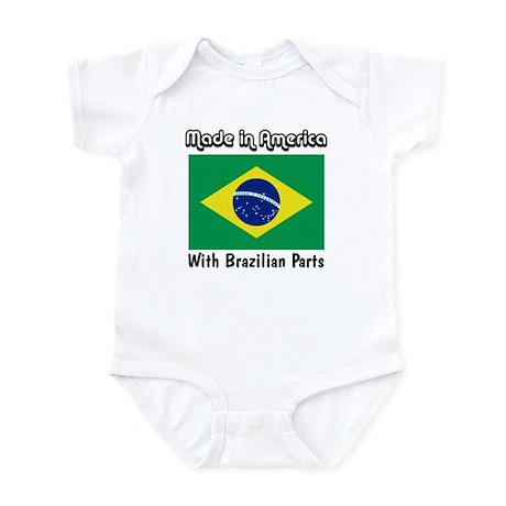 Brazilian Parts Infant Bodysuit