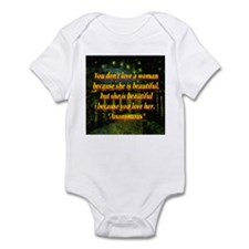 Because You Love Infant Bodysuit