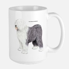 Old English Sheepdog Dog Mug