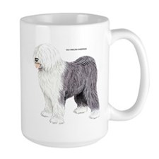 Old English Sheepdog Dog Mug