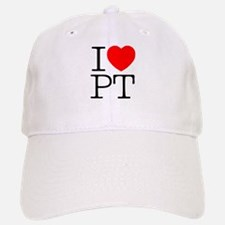 I Heart PT - Baseball Baseball Cap