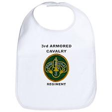 3RD ARMORED CAVALRY REGIMENT Bib