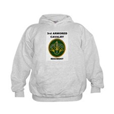 3RD ARMORED CAVALRY REGIMENT Hoodie