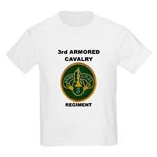 3RD ARMORED CAVALRY REGIMENT Kids T-Shirt