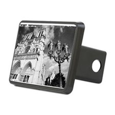 Notre Dame Cathedral, Pari Rectangular Hitch Cover