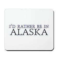 Rather Alaska Mousepad