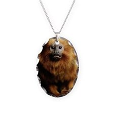 Golden lion tamarin (Leontopit Necklace